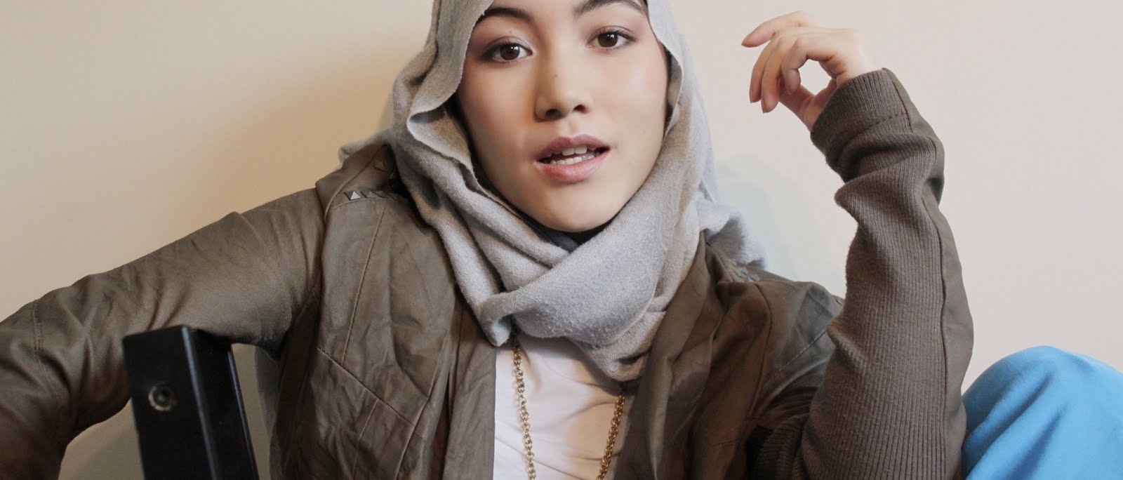 Carol mann the immodest modest fashion controversy in france Hijab fashion style hana tajima